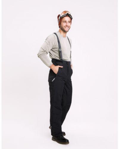 Черные брюки Oldos Active