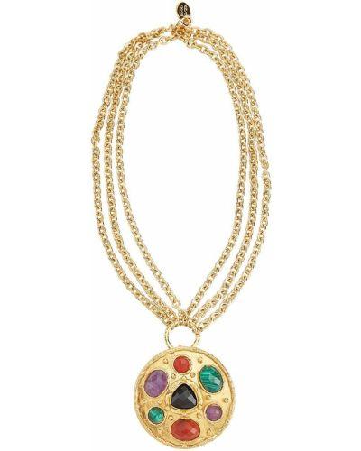 Złoty medalion Sylvia Toledano