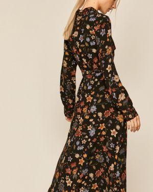 Платье миди с цветочным принтом повседневное Medicine