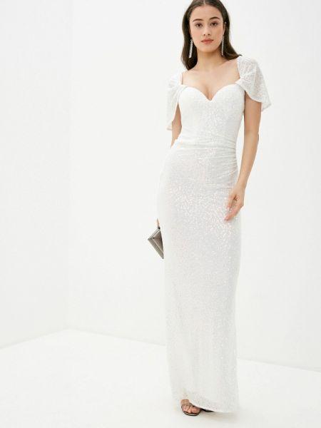 Белое свадебное платье Goddiva