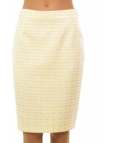 Нейлоновая желтая юбка Perspective