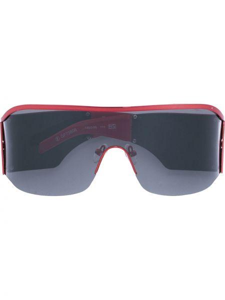 Прямые муслиновые солнцезащитные очки Gianfranco Ferre Pre-owned