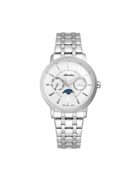 Zegarek srebrny Adriatica
