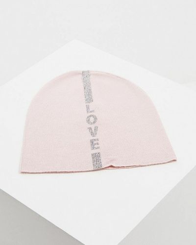 Розовая шапка осенняя Furla