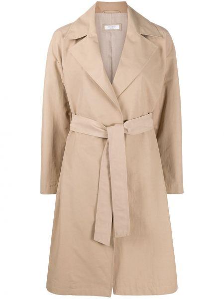 Пальто с запахом пальто Peserico