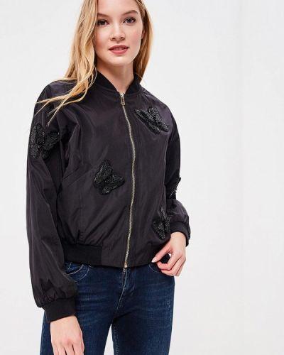 Куртка черная весенняя Time For Future