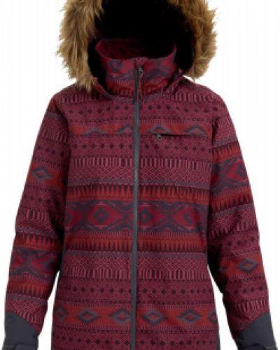 Утепленная куртка с капюшоном спортивная Burton