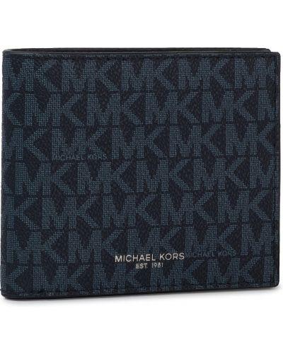 Portfel skórzany duży Michael Michael Kors