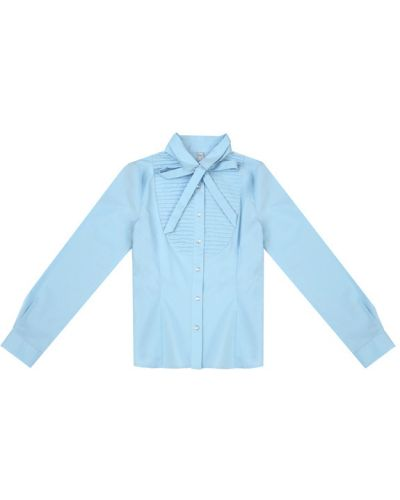 Блуза на пуговицах с воротником School By Playtoday