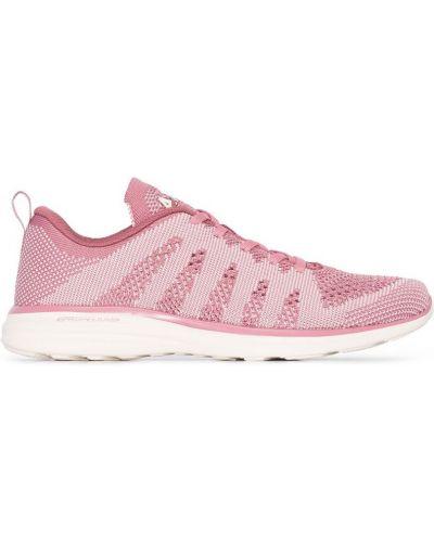 Розовые кроссовки для бега Apl