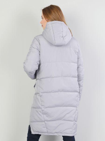 Фиолетовое пальто Colin's