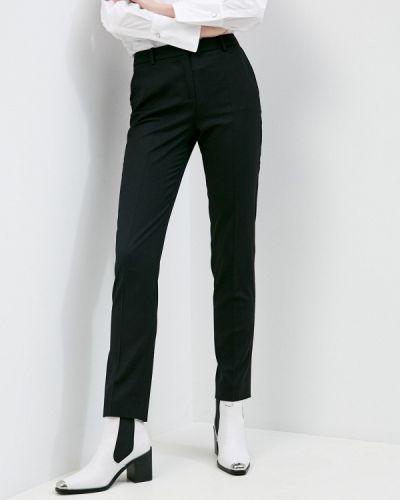 Черные классические брюки The Kooples