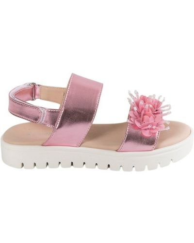 Różowe sandały Florens