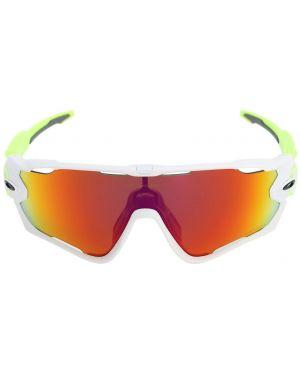 Okulary przeciwsłoneczne dla wzroku szkło biały Oakley