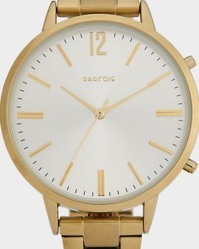 Часы с круглым циферблатом универсальный Parfois