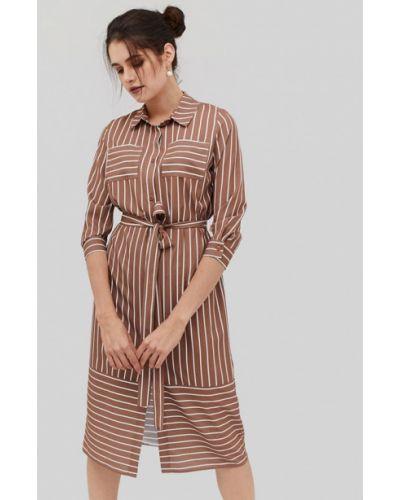 Платье - коричневое Cardo