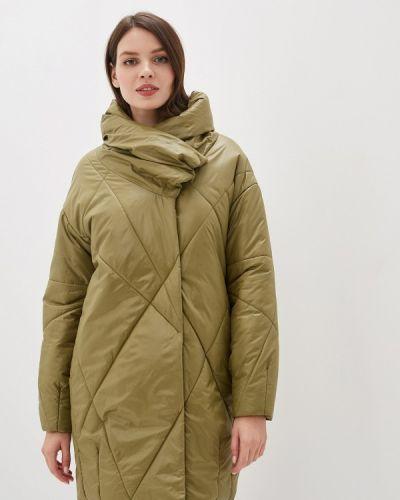Зимняя куртка утепленная осенняя симпатика