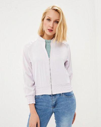 Куртка весенняя фиолетовый Sela