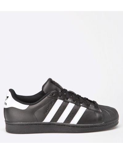 Черные кроссовки текстильные Adidas Originals