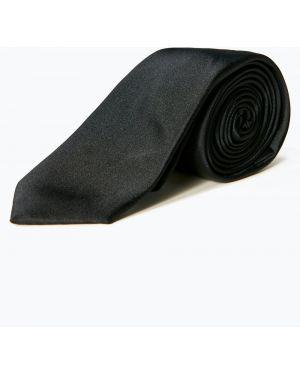 Krawat czarny Finshley & Harding