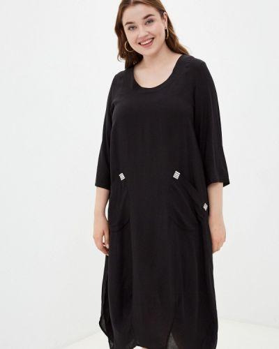 Повседневное платье - черное Prewoman