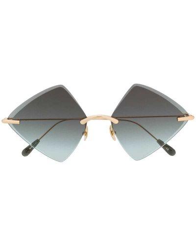 Солнцезащитные очки с градиентом желтый Kaleos