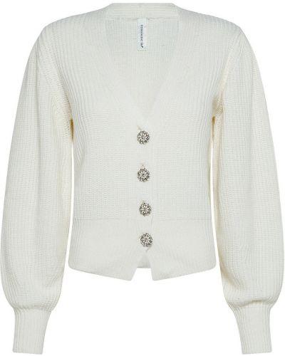 Bluza dresowa - biała Tensione In