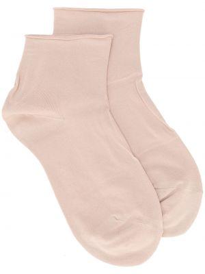 Ватные хлопковые носки стрейч круглые Falke