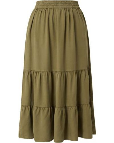 Długa spódnica - zielona Christian Berg Women