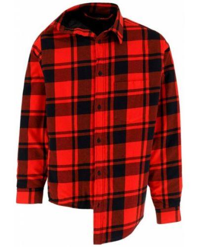 Koszula - czerwona Balenciaga
