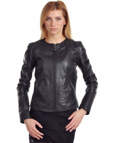 Куртка весенняя черная Hotel Particulier