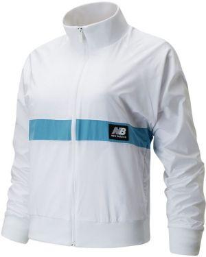 Куртка из полиэстера - белая New Balance
