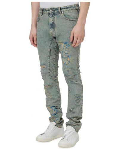 Niebieskie jeansy Alchemist