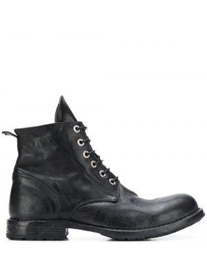 Ботинки на шнуровке Moma