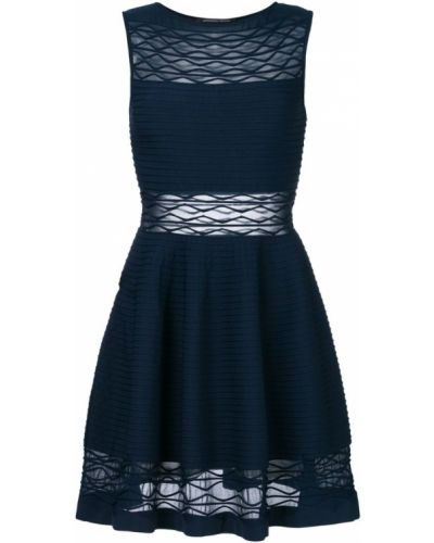Синее платье Antonino Valenti