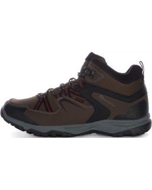 Треккинговые ботинки кожаные со шнуровкой Outventure