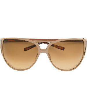Муслиновые желтые солнцезащитные очки Christian Roth