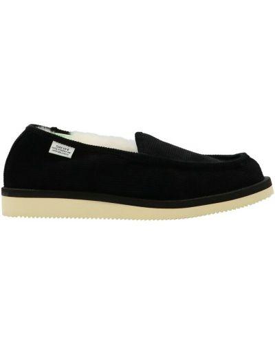 Loafers - czarne Suicoke