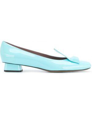 Синие туфли-лодочки Rayne