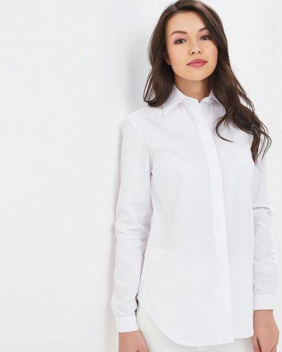 Рубашка с длинным рукавом белая Mirrorstore