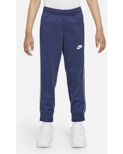 Joggery - niebieskie Nike