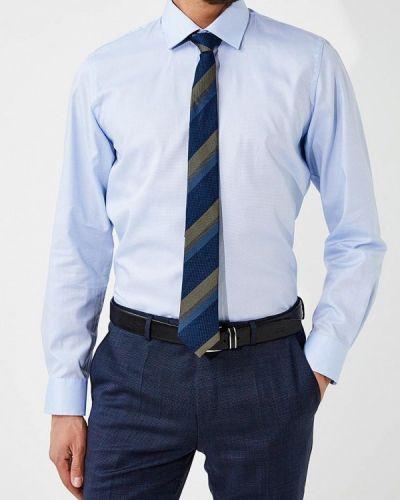 Голубая рубашка Daniel Hechter