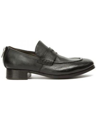 Туфли черные Rocco P.