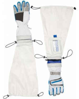 Białe rękawiczki Tdt - Tourne De Transmission