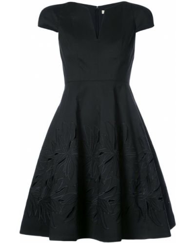 Платье платье-солнце хлопковое Halston Heritage