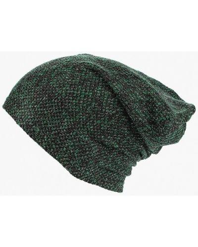Зеленая шапка весенняя Sahera Rahmani