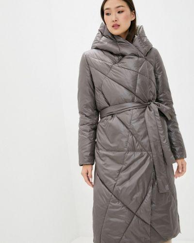 Бежевая утепленная куртка Winterra