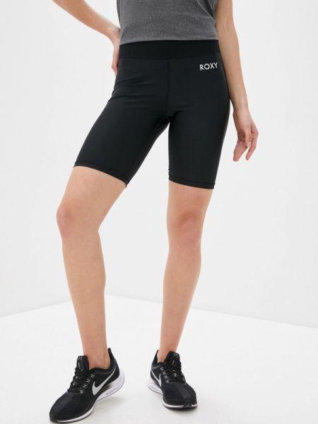 Спортивные шорты черные Roxy