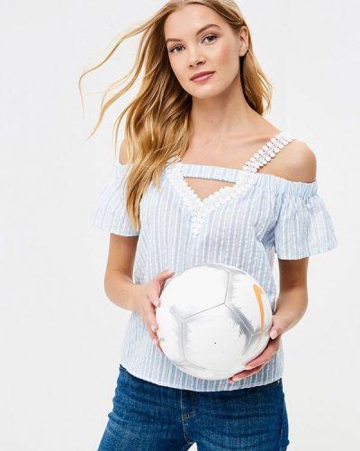 Блузка с открытыми плечами осенняя Care Of You