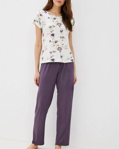 Пижама фиолетовый пижамный Luisa Moretti
